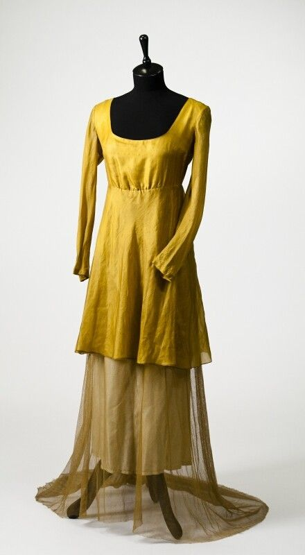 0280 Dress from the 1910s, Russia
