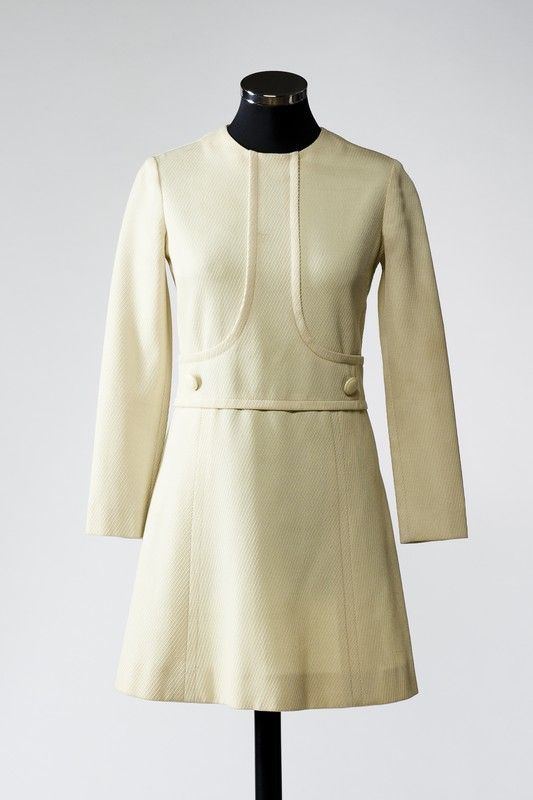 2853 Dress from the 1960s, Russia