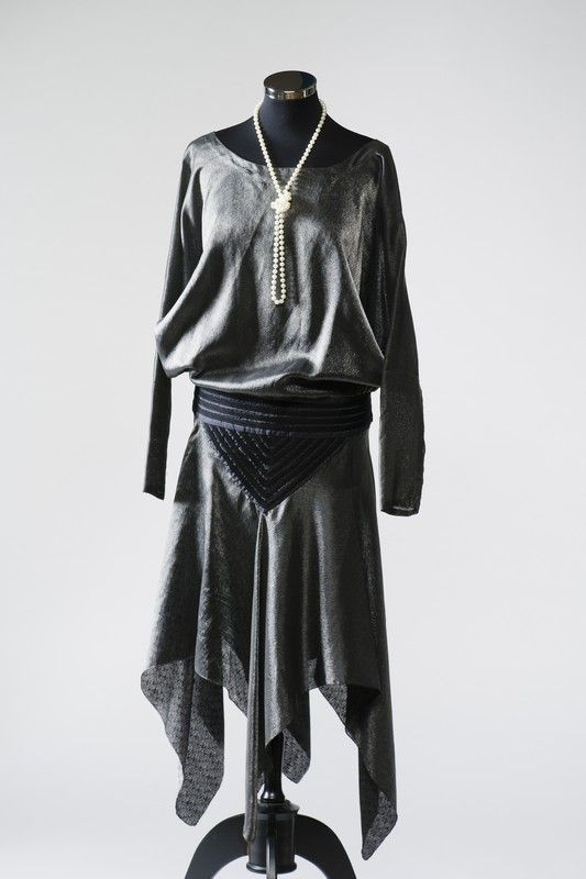 2896 Dress from 1980s, Russia