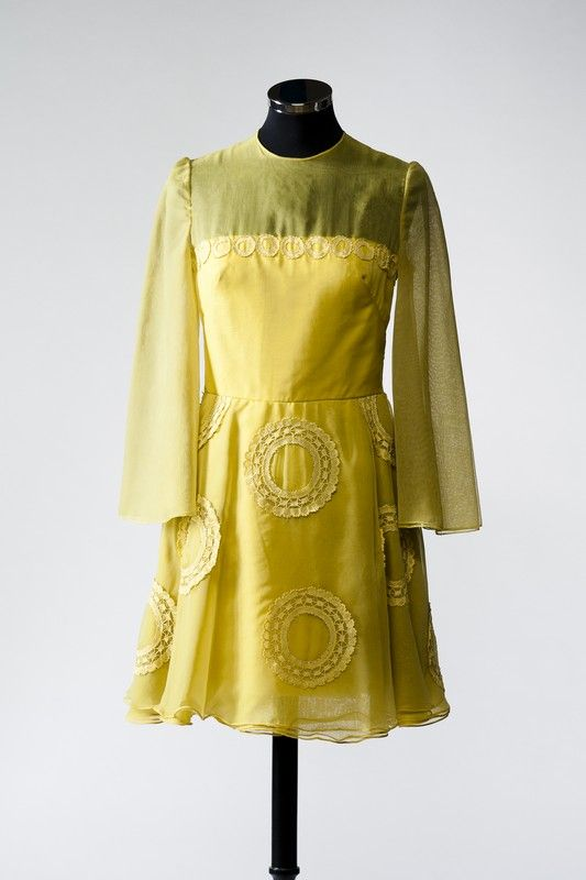 2857 Capron dress from the 1960s