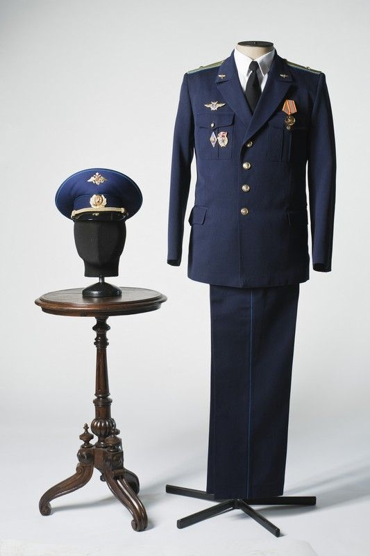 Air force officer costume, Russia, XXI century
