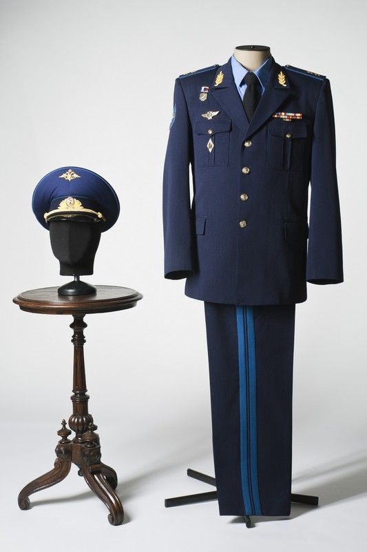 Air force general costume, Russia, XXI century