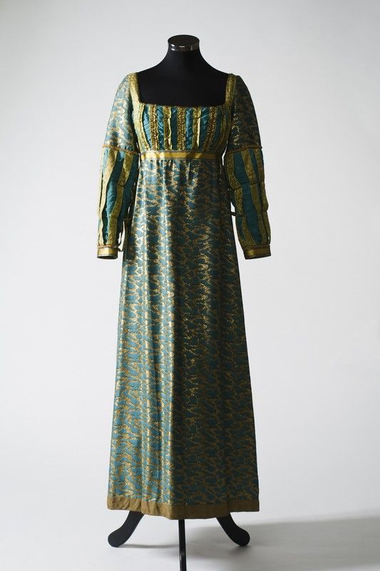 2880 Dress from XV century, Russia
