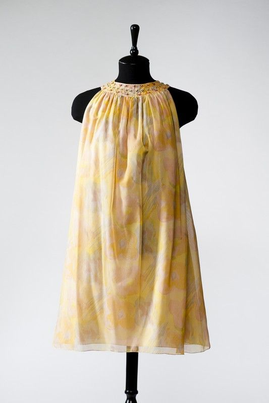 2852 Dress from the 1960s, Russia