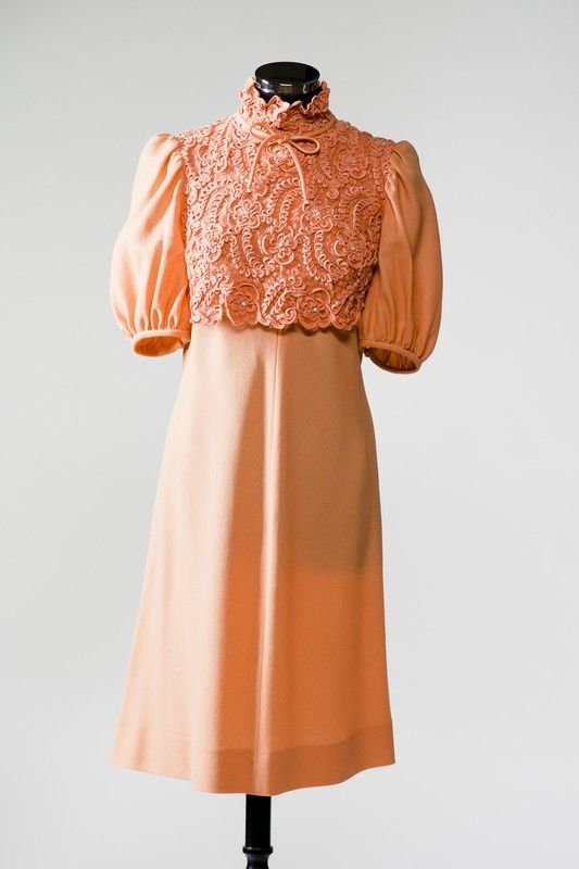 2843 Dress from the 1960s, Russia