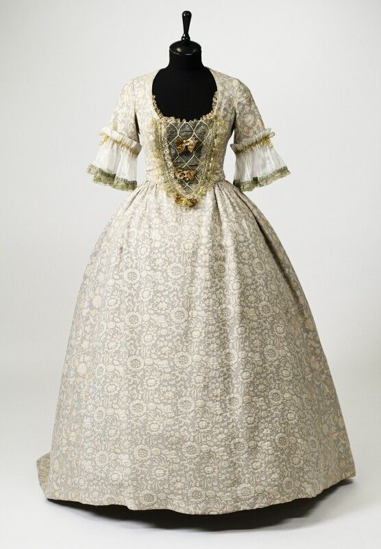 0297 Dress from XVIII century, Russia