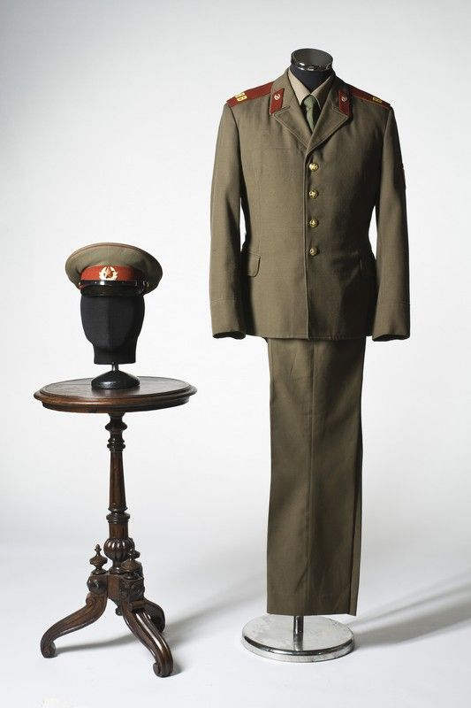 Private costume, USSR, XX century