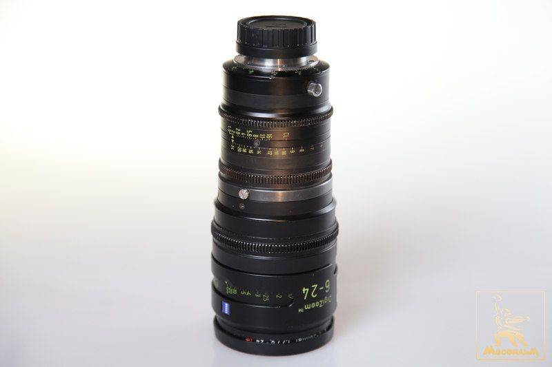 Carl Zeiss DigiZoom F:6-24 T1.9